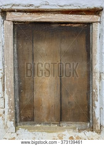 Photo Of Wooden Window Of Old Indian House With Selective Focus, Selective Focus On Subject, Backgro