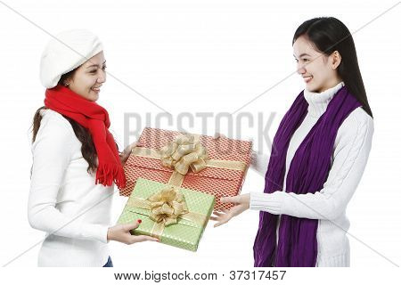Exchange of Gifts