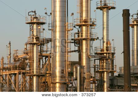 Oil Refinery #4