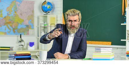 Handsome Mature Smart Educator. Ensure Suitability Of Dissertation For Presentation. Paperwork Docum