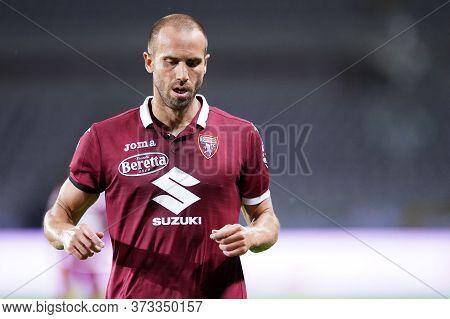 Torino (italy) 23th June 2020. Italian Serie A . Torino Fc Vs Udinese Calcio. Lorenzo De Silvestri O