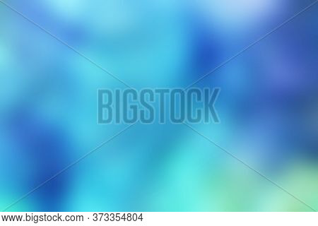 Abstract blue background. lines, waves, strokes, stylish background