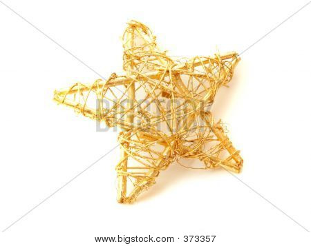 Christmas Star Detailed