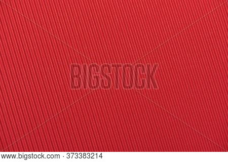 Red Cardboard Texture, Corrugated Striped Cardboard Background, Business, Design,