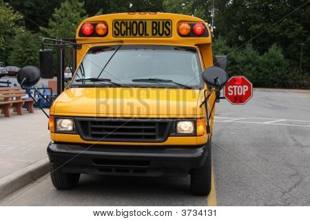 Small School Bus