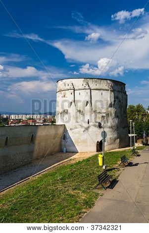 Bastion Of Brasov Fortress, Romania