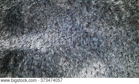 Textile Blue Texture. Ethnic Texture Design. Traditional Carpet Design. Carpet Decoration. Abstract
