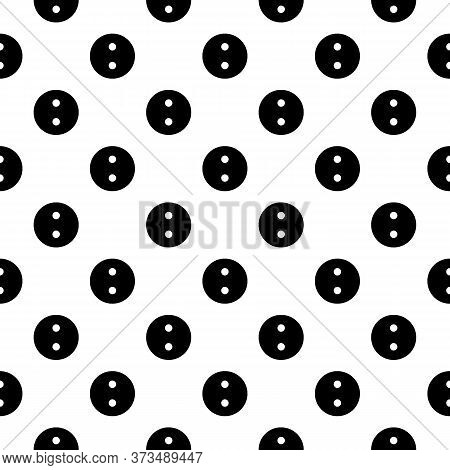 Seamless Circles Pattern. Dots Image. Tribal Backdrop. Polka Dot Ornament. Rounds Background. Dotted