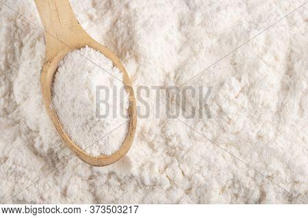 Baking Soda - Sodium Bicarbonate. Text Space