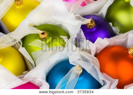 Boxed Christmas Decorations