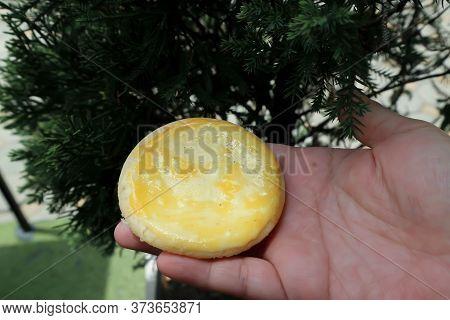 Tart Or Egg Tart, Cheese Tart Or Eating Tart