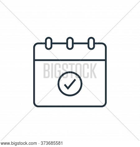 reminder icon isolated on white background from user interface collection. reminder icon trendy and