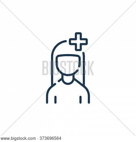 user icon isolated on white background from social media collection. user icon trendy and modern use