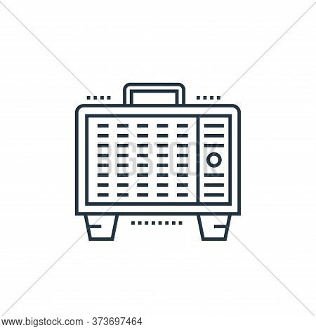 television icon isolated on white background from technology devices collection. television icon tre