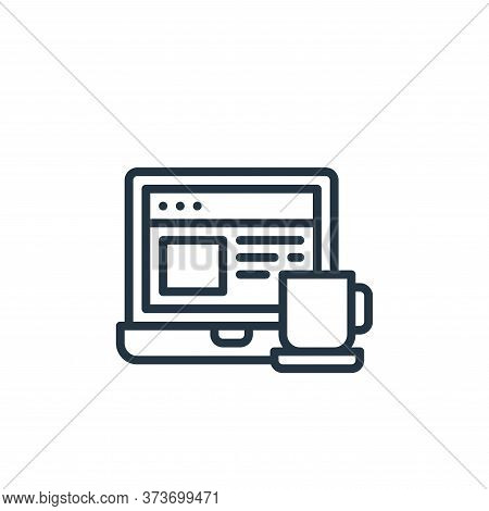 working icon isolated on white background from graphic design collection. working icon trendy and mo