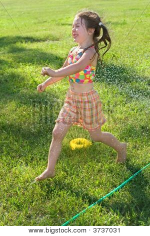 Sprinkler Fun