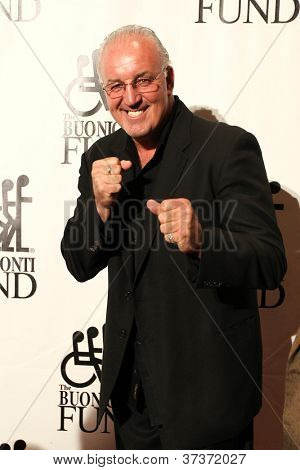 NEW YORK-SEPT. 24: Former boxing legend Gerry Cooney attends the 27th Great Sports Legends Dinner for the Buoniconti Fund at the Waldorf-Astoria on September 24, 2012 in New York City.