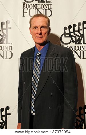 NEW YORK-SEPT. 24: Former basketball player Rick Barry attends the 27th annual Great Sports Legends Dinner for the Buoniconti Fund at the Waldorf-Astoria on September 24, 2012 in New York City.