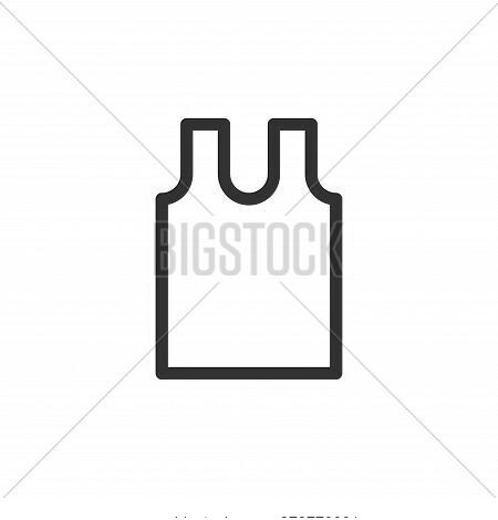 Vest Vector Icon From Fashion Collection Isolated On White Background
