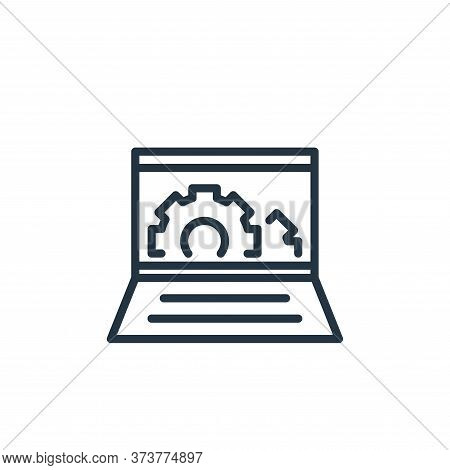 Engineering Vector Icon From Engineering Collection Isolated On White Background