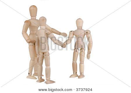 Mannequin Meeting