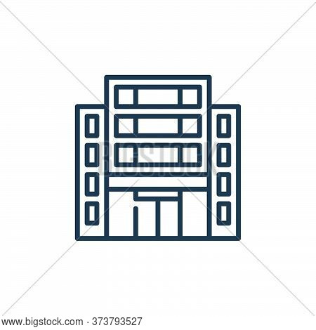 office icon isolated on white background from management collection. office icon trendy and modern o