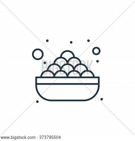 food icon isolated on white background from islam and ramadan collection. food icon trendy and moder