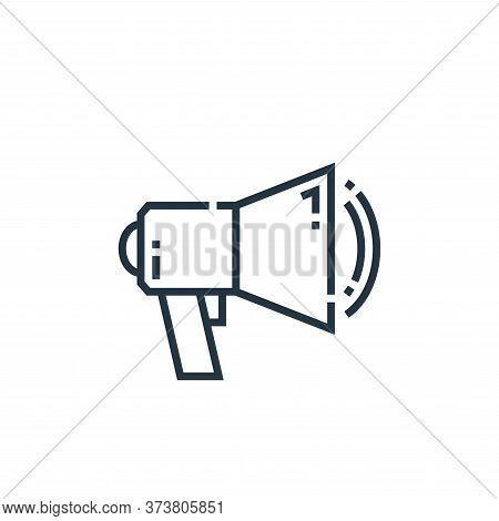 marketing icon isolated on white background from marketing collection. marketing icon trendy and mod