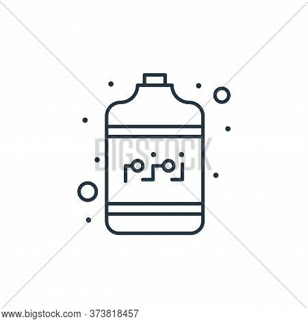 zam zam icon isolated on white background from islam and ramadan collection. zam zam icon trendy and