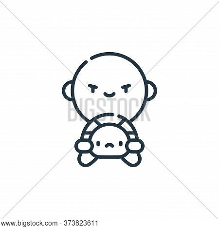 wildlife icon isolated on white background from animal welfare collection. wildlife icon trendy and