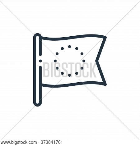 Europe Vector Icon From Europe Collection Isolated On White Background