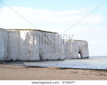 Beachside Cliffs