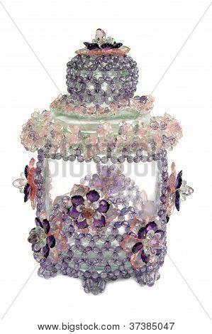 Handwerk-Perlen Kristall