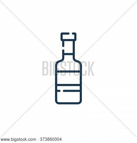 beer icon isolated on white background from hippies collection. beer icon trendy and modern beer sym