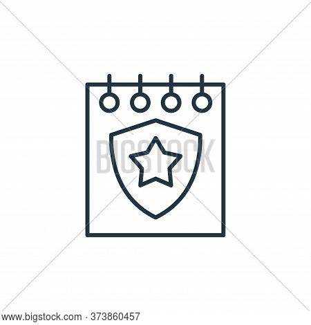 celebration icon isolated on white background from leadership collection. celebration icon trendy an