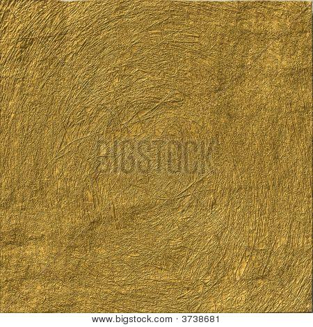Golden Straw Background