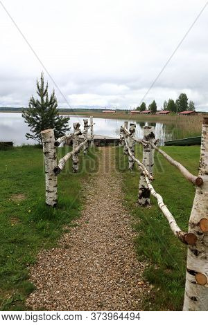 Path To Lake Seliger