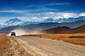 Tibetan Highlands