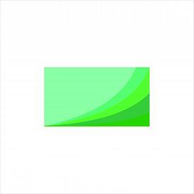 Background. Green Background. Green Wave Background, Modern Texture Background, Elegant Gradation Or