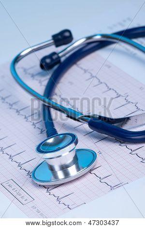 Medical Concept - Heart Checkup