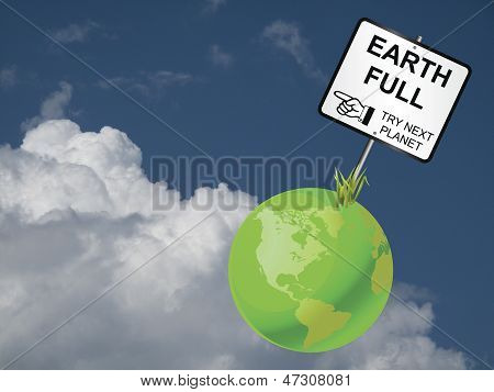 Earth Full