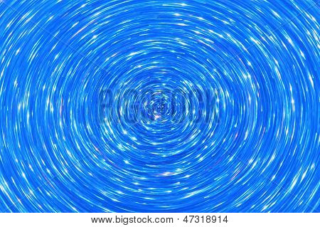 Blue Background - Abstract Art and Texture of Color that swirl into the Imagination