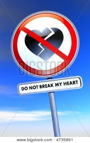 Do Not Break My Heart