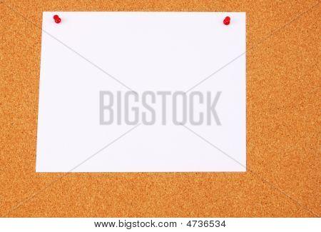 Bulletin Board Background