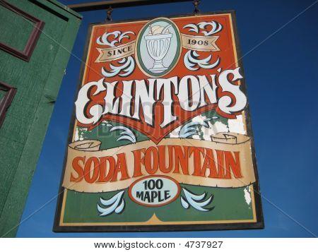 Clinton's Ice Cream Shop