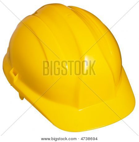 Yellow Hard Hat