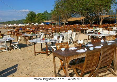 Restaurants On The Beach