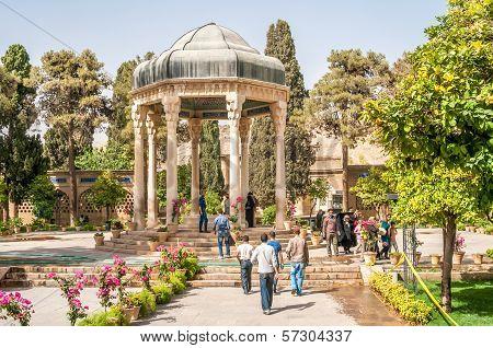 Tomb Of Hafez Poet