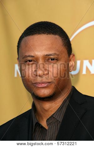 David Ramsey at the NBC Summer Press Tour Party, Beverly Hilton Hotel, Beverly Hills, CA. 07-30-10
