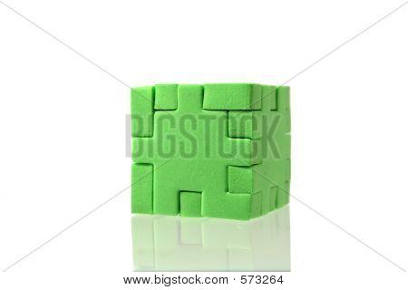 Big Green Block